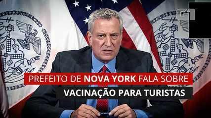 Agências de turismo no Brasil oferecem pacotes de viagem nos EUA para quem quer se vacinar
