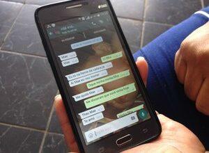 Android: clicar sobre o 'link do esquilo' faz com que seja instalado um vírus perigoso no celular?