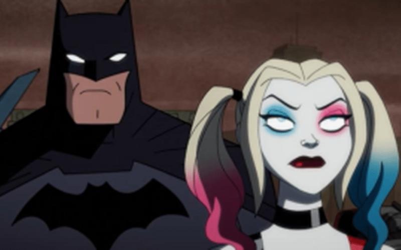 Cena entre Batman e Mulher-Gato foi censurada em 'Harley Quinn'
