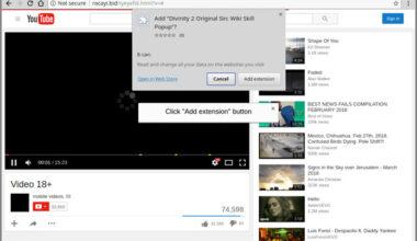 Golpistas distribuem extensões falsas do Chrome no Facebook