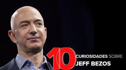 Jeff Bezos: os planos do varão mais rico do mundo para voo espacial turístico
