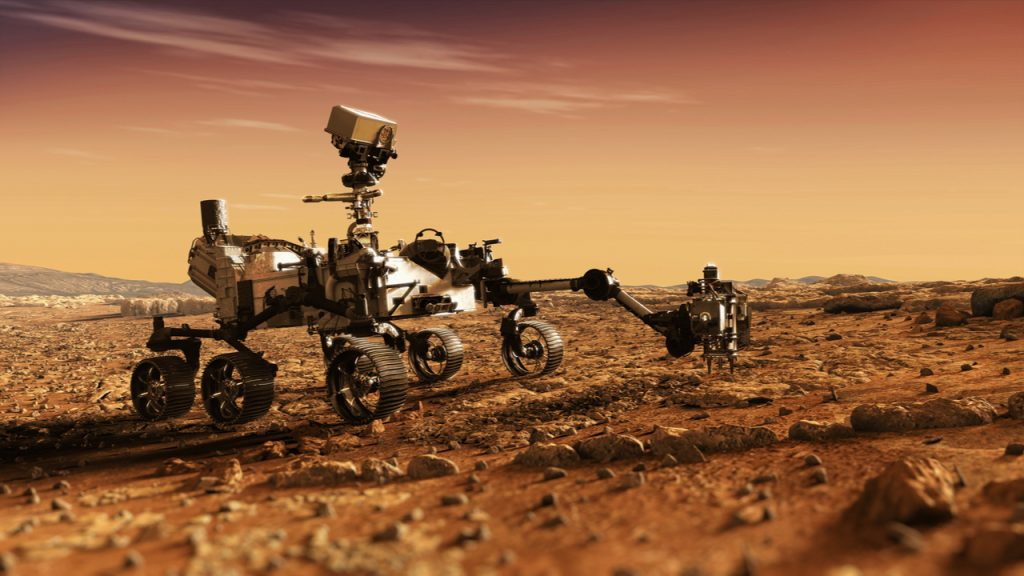 Marte vive? Perseverance começa sua procura por sinais de vida antiga no planeta vermelho