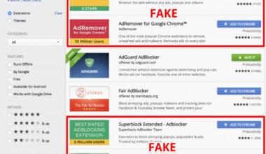 Milhões de internautas baixam falso bloqueador de anúncios