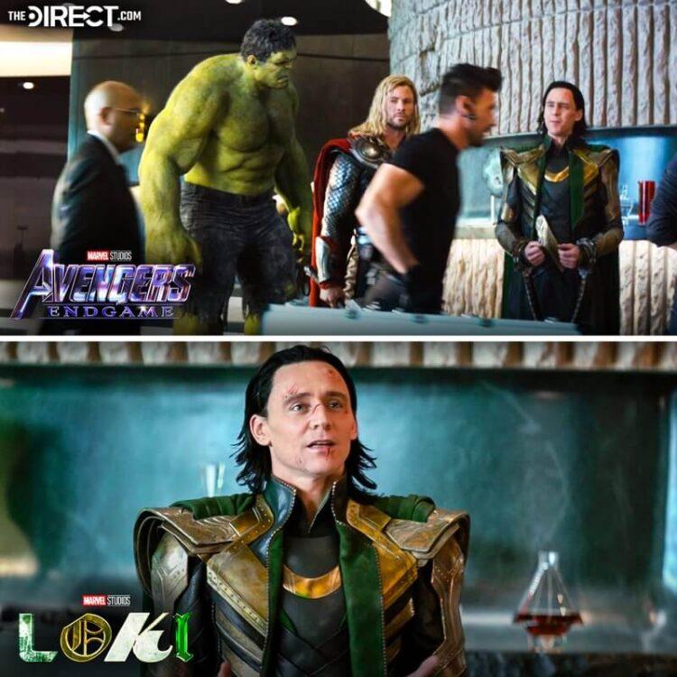 Primeiro incidente de 'Loki' utilizou cenas deletadas de 'Vingadores: Ultimato'; veja