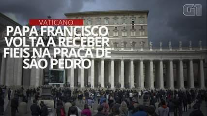 Vaticano reabre museus posteriormente fechamento de 7 semanas para moderar progresso da pandemia